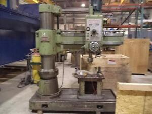 Horng Mao Radial Arm Drill Kawartha Lakes Peterborough Area image 2