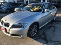 2011 BMW 3 Series 323i SEDAN...72,000 KMS..PERFECT..ONLY $12995