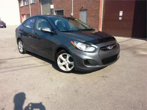 2012 Hyundai Accent/DEMARREUR/MAGS/A/C/CRUISE/USB/AUX/GROUP ELEC