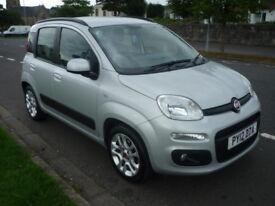Fiat Panda 1.2i 8V 69BHP LOUNGE **Full Service History** (silver) 2012