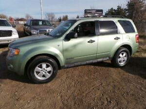 2008 Ford ESCAPE XLT For Sale Edmonton