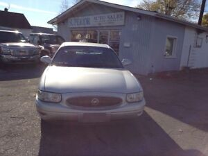 2003 Buick LeSabre Limited Fully Certified and Etested!