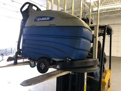 Windsor Saber 20 Walk Behind Floor Scrubber