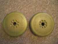 Plastic weights for sale
