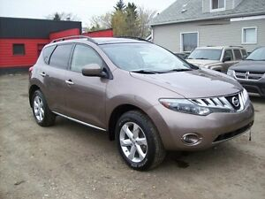 2009 Nissan Murano SL/ROOF/AWD/LOW PAYMENTS