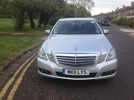 Mercedes E 200 diesel Blu efficiency/Full Mercedes History/Automatic /one owner