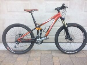Specialized FSR XC Expert 2009