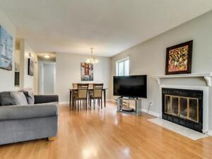 3 bedroom condo with appliances - Available January