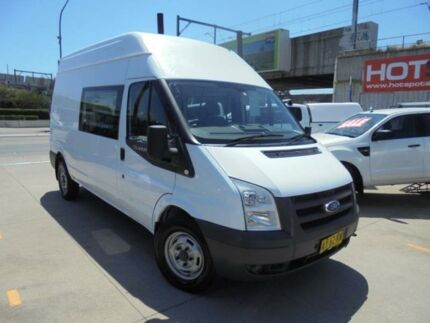 2007 Ford Transit VM White 5 Speed Manual Van