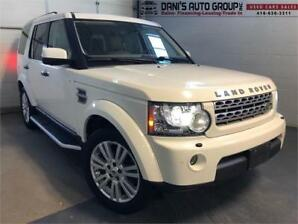 2010 Land Rover LR4 LUX NAV DVD PANO CAMERA
