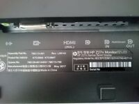 HP Z27n Narrow Bezel Monitor