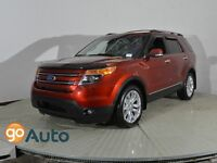 2014 Ford Explorer LOCAL, 1 OWNER & ACCIDENT FREE!!!
