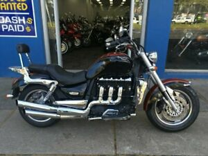 2006 Triumph Rocket III Classic 2300CC Cruiser Collingwood Yarra Area Preview