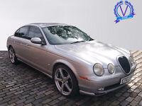 JAGUAR S-TYPE 3.0 V6 Sport 4dr Auto (silver) 2003