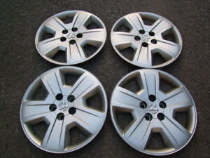 "SET OF 4-17"" FACTORY OEM CHRYSLER/DODGE WHEELCOVERS"