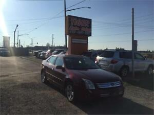 2007 Ford Fusion SE *****ONLY 103 KMS****ALLOYS***CERTIFIED*****