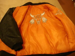 Indian Skull Men's winter jacket black West Island Greater Montréal image 5