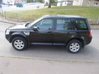 LAND ROVER FREELANDER 2.2 TD4 E GS 5d 159 BHP (black) 2010