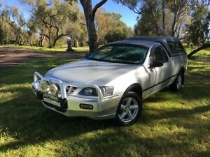 2006 Ford Falcon BF RTV 5 Speed Manual Utility Coonamble Coonamble Area Preview