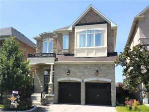 Vaughan four bedrooms luxury home for rent