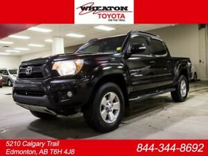 2013 Toyota Tacoma V6 4x4 Double-Cab 127.4 in. WB