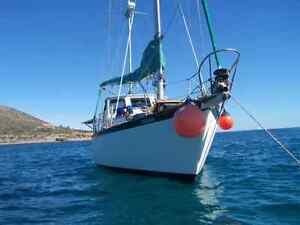 1978 Cooper Seabird 41 foot sailboat in Mexico, Land Trades?