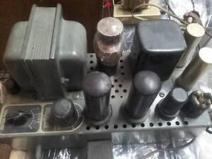 Amplificateur à lampe Seeburg tube amplifier