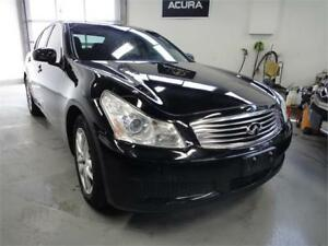 2007 Infiniti G35X VERY CLEAN,NO ACCIDENT,AWD,ALL SERVICE RECORD