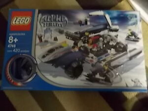 LEGO SETS - KNIGHTS KINDOM, CREATOR, CITY,