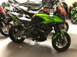 2014 Kawasaki Versys 650 - SAVE $1500