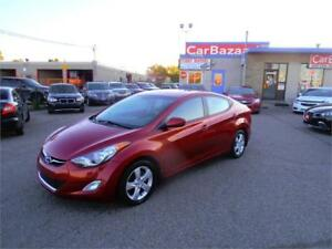 2012 HYUNDAI ELANTRA GLS SUNROOF AUTO 4 CYL EAY CAR FINANCE