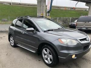 2008 Acura RDX groupe techn 4X4 AUTOMATIQUES/MAGS