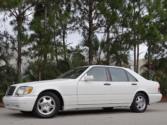 Mercedes s320 lwb no reserve low miles rare florida for Mercedes benz for sale in miami
