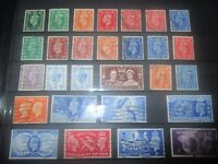 Vintage Postage revenue and Commonwealth stamps