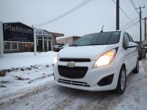 2014 Chevrolet Spark LS - COMES WITH EXTRA SET OF RIMS & TIRES