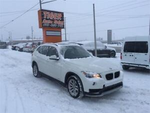 2015 BMW X1 xDrive28i*PANORAMIC  ROOF**ONLY 62,000 KMS***