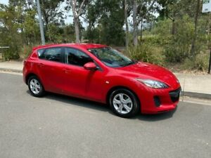 2013 Mazda 3 BK Series 2 Neo Hatchback 5dr Spts Auto 4sp 2.0i Red Sports Automatic Hatchback Arncliffe Rockdale Area Preview