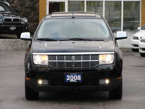 Fully loaded 2008 Black Lincoln MKX
