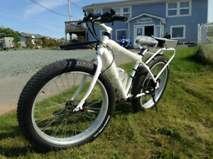 Hill Climbing Electric Bicycles for Atlantic Canada
