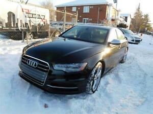 AUDI S6 2013 TECHNIK (AUTOMATIQUE BLUETOOTH NAVIGATION CAMÉRA)