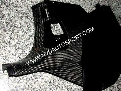 Used, BMW E46 / E46 M3 Carbon fiber Interior Lower Kick Panels for sale  Shipping to Canada