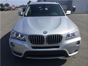 BMW X3 28i XDrive Navi Cuir Toit Panoramique MAGS 2011