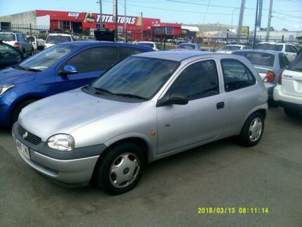 1999 Holden Barina SB City Silver 4 Speed Automatic Hatchback Coopers Plains Brisbane South West Preview