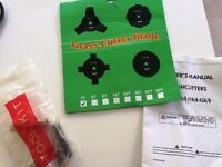 GRASS CUTTER BLADE, AML TRIMMER LINE, ACCESSORIES WITH INSTRUCTIONS