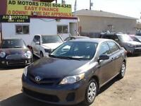 2012 Toyota Corolla AUTO LOAD SPORT 66K-100% APPROVED FINANCING