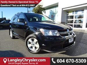 2016 Dodge Journey CVP/SE Plus *ACCIDENT FREE * LOCAL BC CAR *