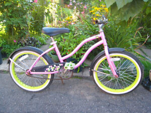 Velo fille enfant 20in  girl bike