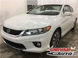Honda Accord Coupe EX-L Navigation Cuir Toit Ouvrant MAGS 2013