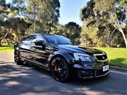 2007 Holden Special Vehicles Grange WM MY08 Black 6 Speed Sports Automatic Sedan Medindie Walkerville Area Preview