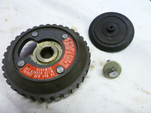 1987 honda 10hp b100s cam pulley gear timing advancer for Honda outboard motors price